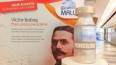 Mari români inventatori, vara asta la București Mall