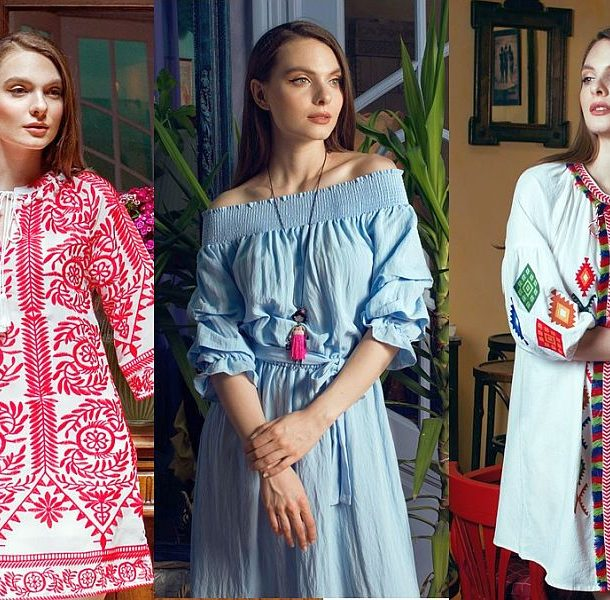 rochia in trend vara 2018