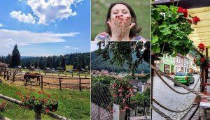 Claudia Bodoașcă mersul pe jos ca terapie