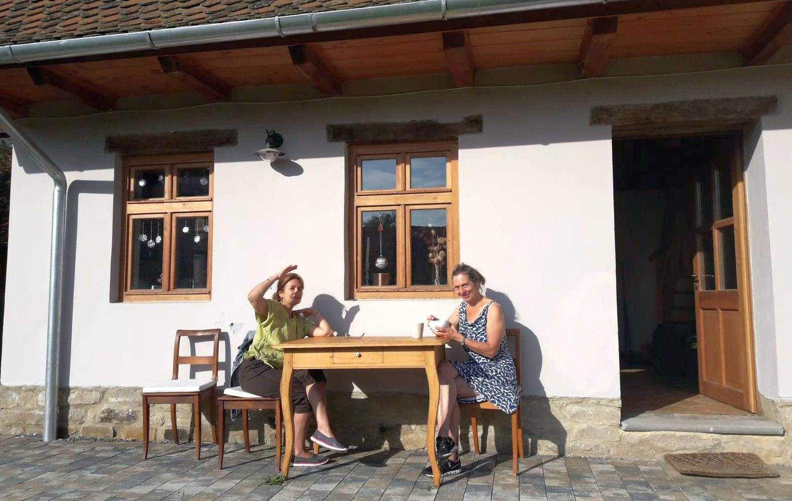 Barbara Dutli, elvețiancă stabilită în România