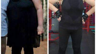 Cum a slăbit 50 kg în 4 ani de viață sănătoasă
