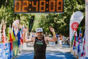 Ciprian Bălănescu Campionatul Național de Cross Triatlon