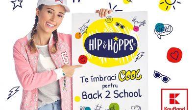 Kaufland România lansează o marcă de haine pentru școlari