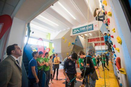 centru de terapie prin escaladă și sport pentru copiii cu nevoi speciale