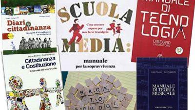 Școala în Italia: manualele pot fi comandate pe amazon
