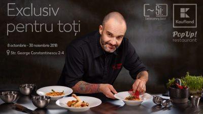 Pop-up restaurantul din Pipera, redeschis până la 30 noiembrie