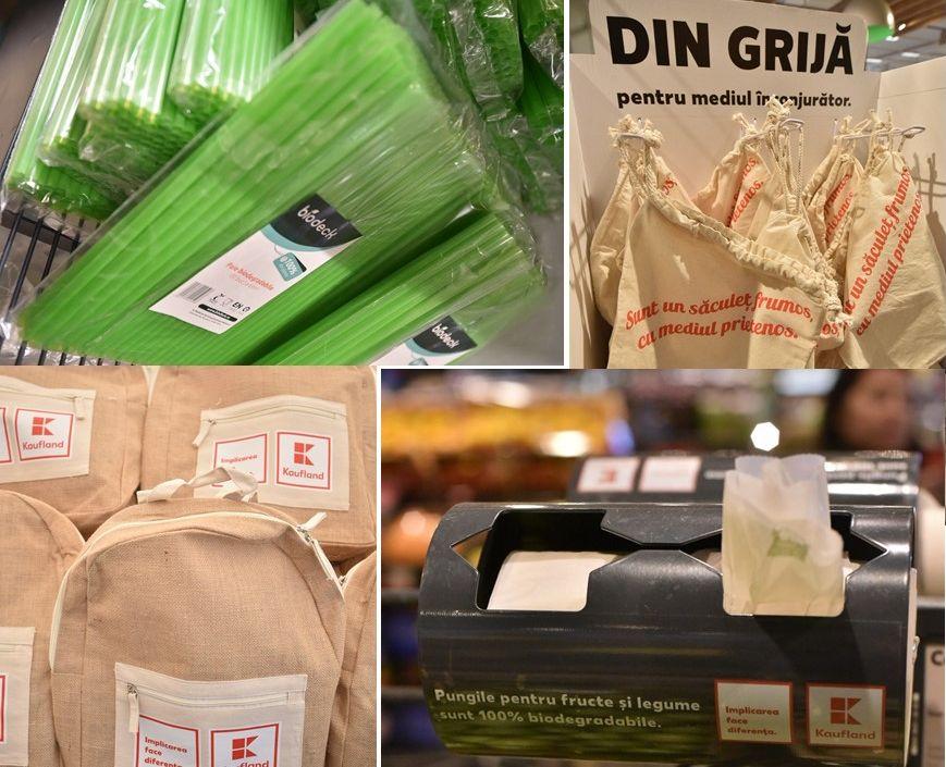 kaufland primul magazin anti-plastic