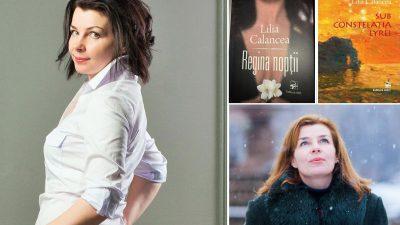 """Lilia Calancea: """"Am început să scriu în română de frică să n-o uit"""""""