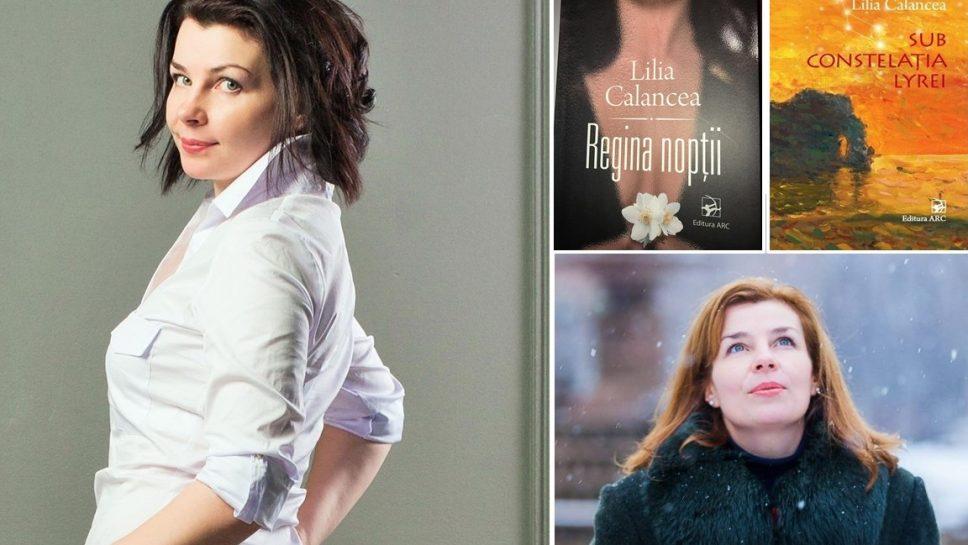 Lilia Calancea, autoare