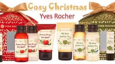 Yves Rocher de Crăciun – două colecții noi, în ediție limitată