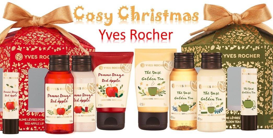 Yves Rocher Cosy Christmas