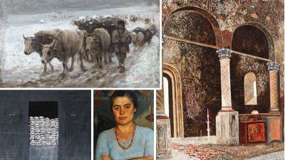 Un bancher olandez își vinde la licitație colecția de artă românească
