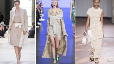 Tendințe în moda 2019, cu designer Andreea Tincu