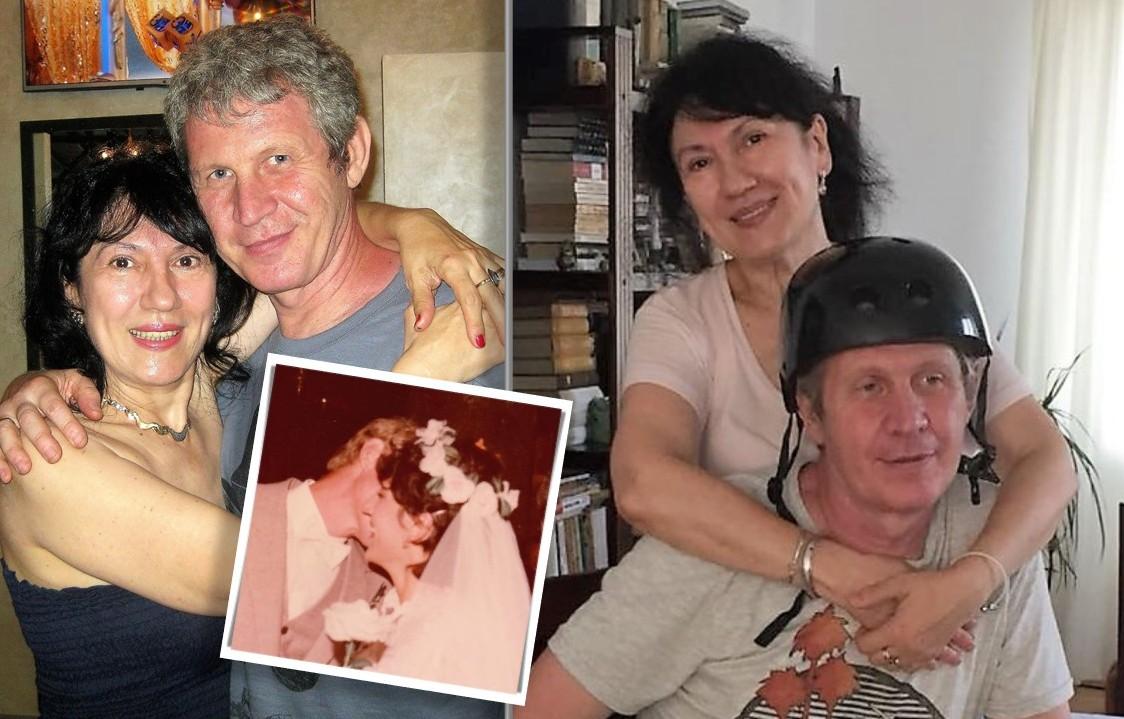 Mihaela Dicu, semnele unui cuplu longeviv