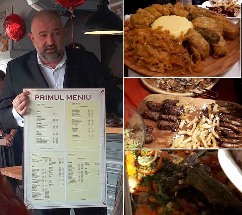 Cătălin Mahu, restaurantele La Mama