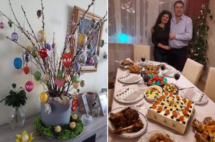 Sărbătorile de Paște departe de țară