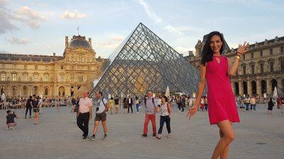"""Bianca Stroia, în echipa Yves Rocher din Paris: """"Cele mai frumoase Sărbători sunt acasă"""""""