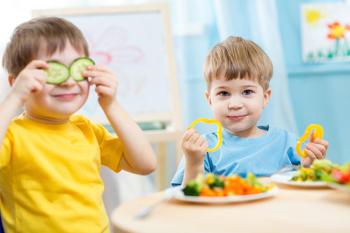 nutriția copilului