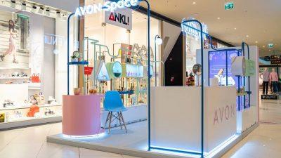 Avon deschide primul Pop-Up Store Instamagrabil din România