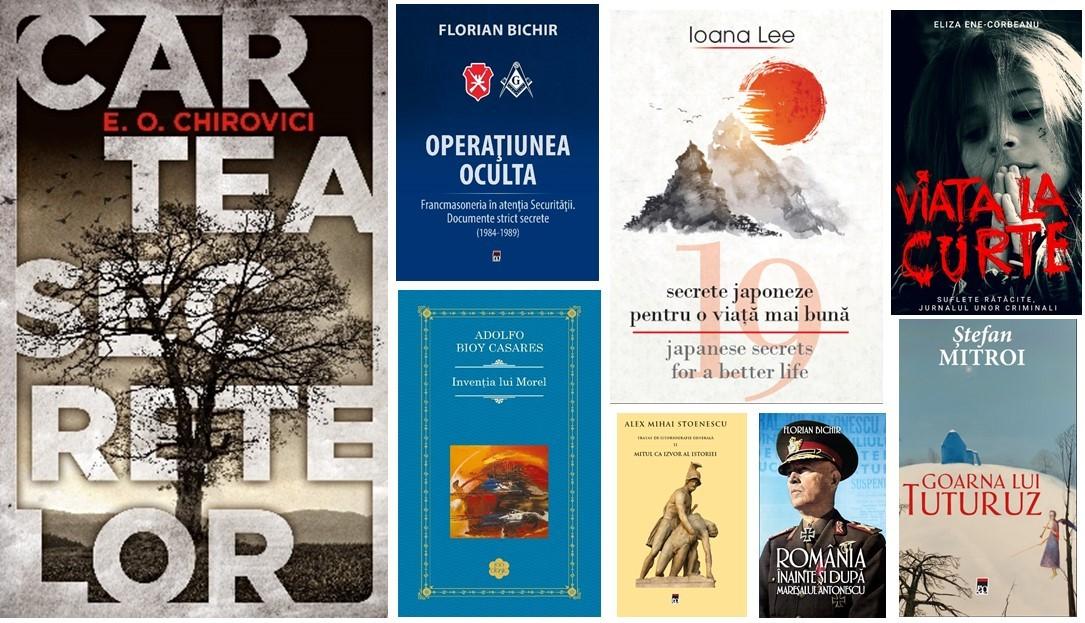 Bookfest 2019. Lansari RAO și întâlniri cu autorii