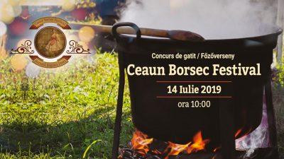 Ceaun Borsec Festival ne așteaptă cu bunătăți și surprize