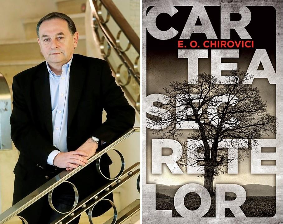 Cartea Secretelor, interviu cu E.O. Chirovici
