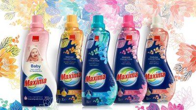 Sano Maxima Perfume Collection, pentru rufe care miros frumos