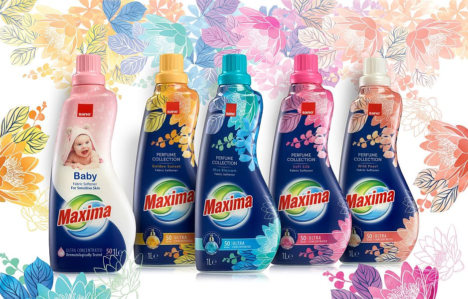 Sano Maxima Perfume Collection