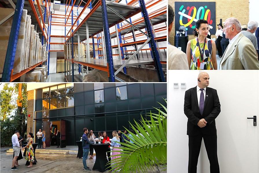 ArtSafe primul depozit privat din România