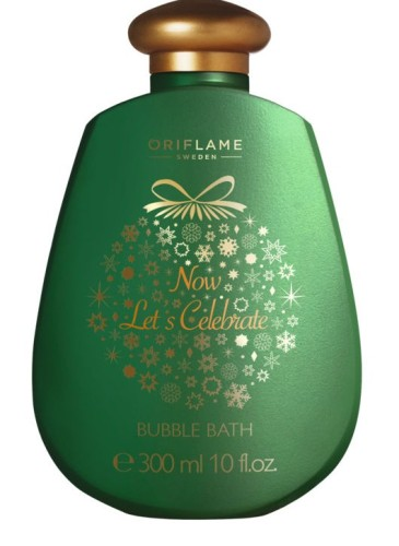 Spumant de baie Now Let's Celebrate, Oriflame, 12.99 lei