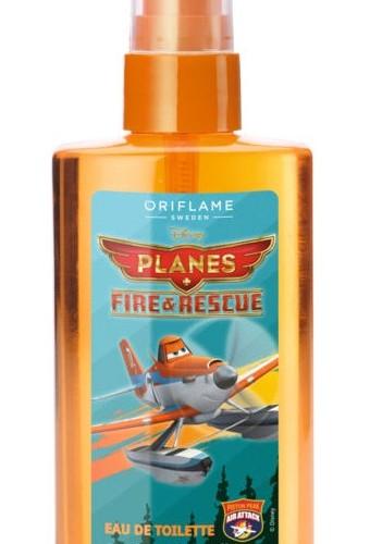 Apă de toaletă Disney Planes Fire & Rescue, Oriflame, 19.99 lei. Apă de toaletă pentru băieţi, cu aromă de fructe proaspete, inspirată de filmul Disney Planes Fire & Rescue. Produs testat dermatologic.