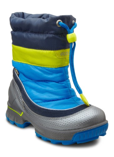 Cizme impermeabile copii ECCO Biom Hike albastre 449,90 lei