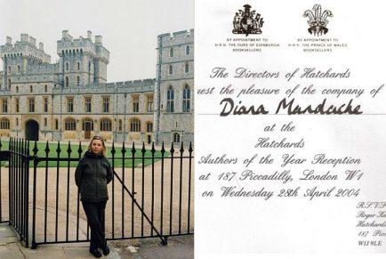 la Castelul Windsor