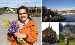 Adevarul despre Norvegia, asa cum il vede Cristina Stela Ciutacu