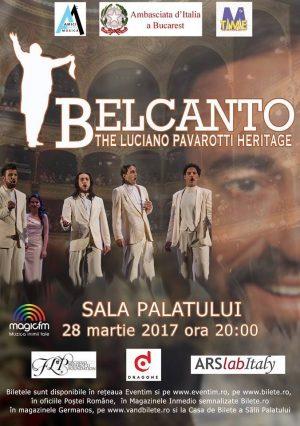 Belcanto-The Luciano Pavarotti Heritage