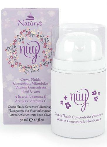 Crema Fluida Naturys, concentrat vitamine - 151 lei