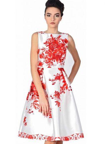 rochie-de-ocazie-rosie-clos-cu-trandafiri-w2129r-4