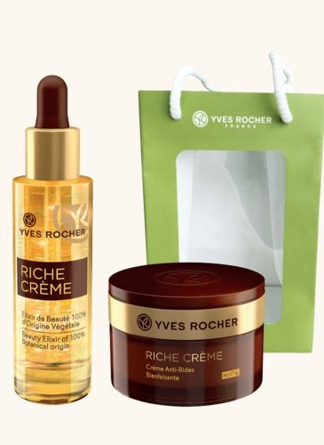 set riche_creme 145 lei