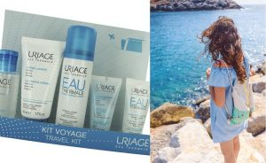 uriage kit de calatorie