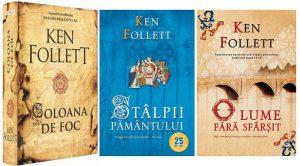 trilogia Ken Follett