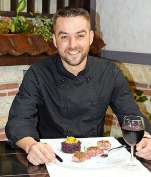 Mihai Olteanu, chef Bistro Dorobanti