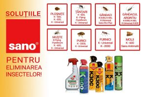 sano împotriva insectelor
