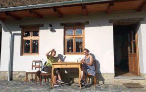 O elvețiancă stabilită în Transilvania, de 15 ani