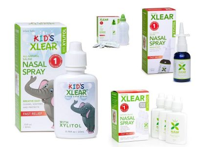 XCLEAR SINUS CARE