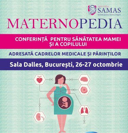 samas organizeaza Maternopedia