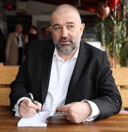Cătălin Mahu, autorul primei cărți de antreprenoriat Horeca