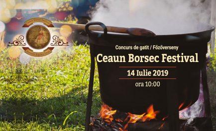 Ceaun Borsec 2019