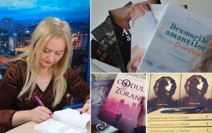 Corina Ozon, interviu Bookfest