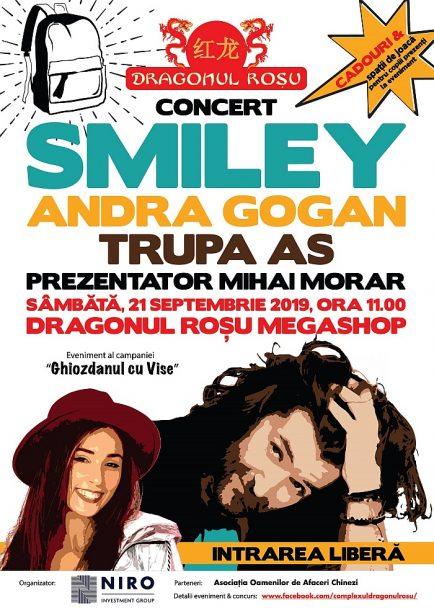 Smiley concert
