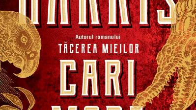 """Cari Mora, un nou thriller de autorul celebrului """"Tăcerea mieilor"""""""